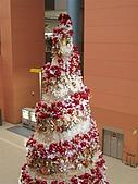 2007.12.22-26日本關西耶誕行:玩偶堆成的聖誕樹超壯觀