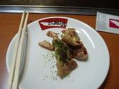 2007.12.22-26日本關西耶誕行:我們自己煎的雞肉喔