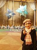 2007.12.22-26日本關西耶誕行:心齊橋地下街的車展裝飾~