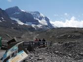 201207DADDY加拿大:Athabasca glacier