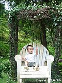 1Y2M29D綠風莊園:入口木椅.jpg
