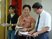 繆玲琍老師按立傳道感恩禮拜:07100701