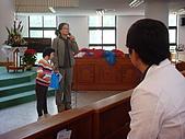 伊甸旗山早療中心成立十週年感恩禮拜:081227105.jpg