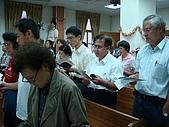繆玲琍老師按立傳道感恩禮拜:07100711