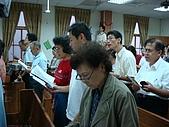 繆玲琍老師按立傳道感恩禮拜:07100712