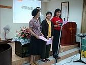 繆玲琍老師按立傳道感恩禮拜:07100715