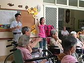 伊甸雙福社區關懷行動到東勢養護中心:06062804