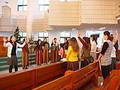 伊甸旗山早療中心成立十週年感恩禮拜:081227032.jpg