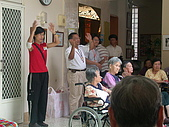 伊甸雙福社區關懷行動到東勢養護中心:06062809