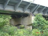 鐵道紀念物或遺跡:鳳山崎橋之新設橋腳