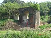 鐵道紀念物或遺跡:舊鳳山溪橋遺跡,鳳山溪北河床