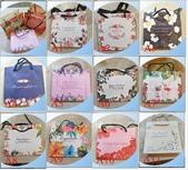 包裝類,圓形紗袋-紫,紅,粉紅,金黃,白,橘色,手提禮盒組,手提禮盒,配件提袋,手拉花,手提禮品:手提禮品袋合照A1-A11.jpg