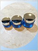 玻璃容器-容器-瓶瓶罐罐-化妝品容器、化工容器.容器:20g 30g 50g-藍色玻璃面霜盒.jpg