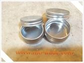 容器-瓶瓶罐罐-化妝品容器、玻璃容器、化工容器.容器:10g及15g旋轉鋁盒.jpg