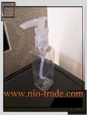容器-瓶瓶罐罐-化妝品容器、玻璃容器、化工容器.容器:100cc四角透明壓瓶.jpg