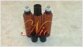 玻璃容器-容器-瓶瓶罐罐-化妝品容器、化工容器.容器:10CC茶色玻璃滾珠(鋼珠)瓶