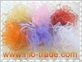 包裝類,圓形紗袋-紫,紅,粉紅,金黃,白,橘色,手提禮盒組,手提禮盒,配件提袋,手拉花,手提禮品:圓形紗袋-1.jpg