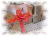 包裝類,圓形紗袋-紫,紅,粉紅,金黃,白,橘色,手提禮盒組,手提禮盒,配件提袋,手拉花,手提禮品:拉出花型的模樣