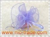 包裝類,圓形紗袋-紫,紅,粉紅,金黃,白,橘色,手提禮盒組,手提禮盒,配件提袋,手拉花,手提禮品:圓形紗袋-2.jpg
