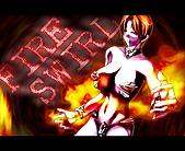 Okai in CG萌窩:FireSwirl