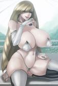 Okai in CG萌窩:ルザミーネ