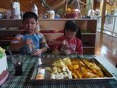 幼兒園生活照:製作水果沙拉