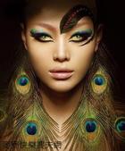美麗的雀:神秘的金孔雀  4.jpg