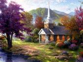 與大自然同住:溫馨田園風景油畫1-1.jpg
