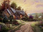 與大自然同住:溫馨田園風景油畫12-1.jpg