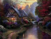 與大自然同住:溫馨田園風景油畫8-1.jpg