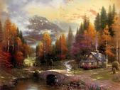 與大自然同住:溫馨田園風景油畫7-1.jpg