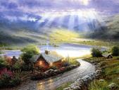 與大自然同住:溫馨田園風景油畫14-1.jpg
