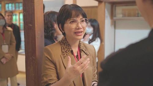 陳凰鳳受邀擔任民進黨第一屆新住民事務委員會的主任委員.jpg - 2021陳凰鳳照片