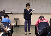 2010陳凰鳳越南語教學課堂寫真:政治大學-陳凰鳳老師越南語教學課堂寫真之5