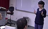 2010陳凰鳳越南語教學課堂寫真:政治大學-陳凰鳳老師越南語教學課堂寫真之2