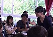 2010陳凰鳳越南語教學課堂寫真:政治大學-陳凰鳳老師越南語教學課堂寫真之1