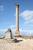 Egypt - Alexandria 亞歷山卓:龐貝之柱