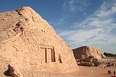 Egypt - Abu Simbel 阿布辛貝:人造假山