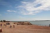 Egypt - Abu Simbel 阿布辛貝:阿布辛貝面對著納瑟湖