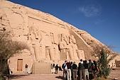 Egypt - Abu Simbel 阿布辛貝:阿布辛貝-拉美西斯神殿-1
