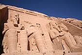 Egypt - Abu Simbel 阿布辛貝:阿布辛貝-拉美西斯神殿-2