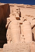Egypt - Abu Simbel 阿布辛貝:阿布辛貝-拉美西斯神殿-3