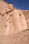 Egypt - Abu Simbel 阿布辛貝:阿布辛貝-拉美西斯神殿-4