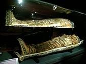 Egypt - Alexandria 亞歷山卓:亞歷山卓博物館內的木乃伊