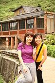 0408'06 悲情歲月-九份&金瓜石:Me & Crystal