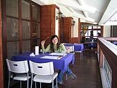 清境廬山1218'04:薰衣草森林用餐