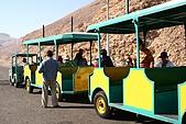 Egypt - Luxor 路克索 :往帝王谷的小火車