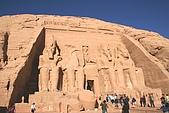 Egypt - Abu Simbel 阿布辛貝:阿布辛貝-拉美西斯神殿-6