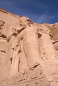 Egypt - Abu Simbel 阿布辛貝:阿布辛貝-拉美西斯神殿-7