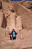 Egypt - Abu Simbel 阿布辛貝:阿布辛貝-拉美西斯神殿-8